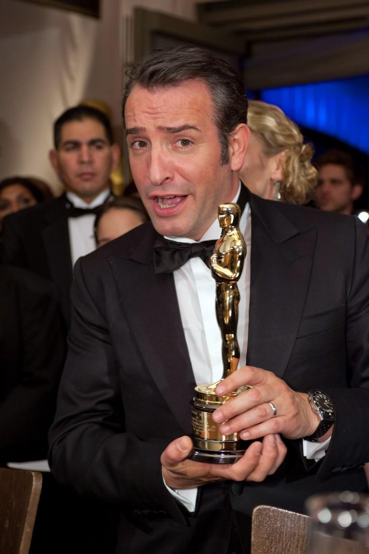 Silence is Golden: 'The Artist,' 'Hugo' Win Big At Oscars
