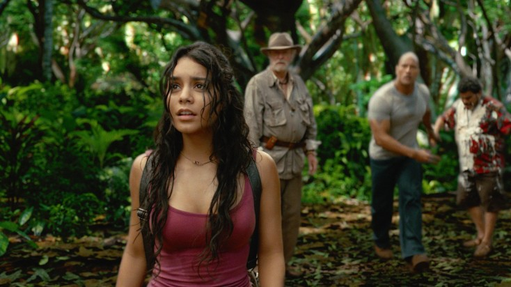 A Multi-dimensional 'Journey' for Vanessa Hudgens