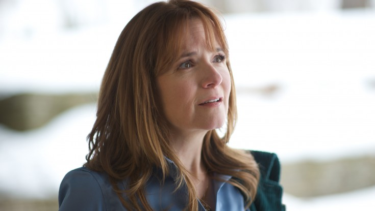 Back to the Movies for Lea Thompson