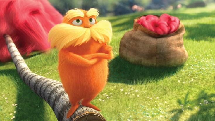 'Dr. Seuss' The Lorax' Makes a Message Movie Fun