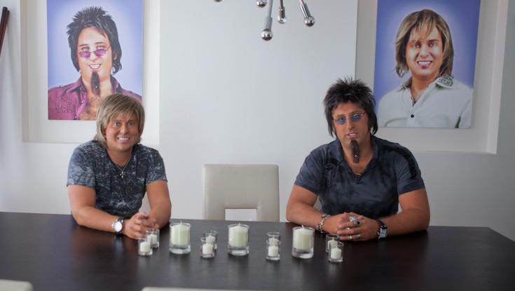 'Billion Dollar' Idea Prompts Comedians Tim and Eric – 4 PHOTOS