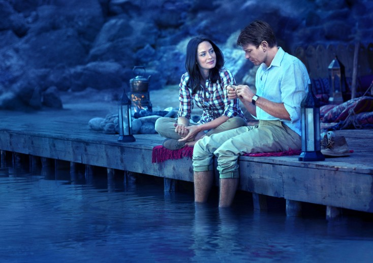 Emily Blunt, Ewan McGregor Go 'Fishing' – 4 Photos