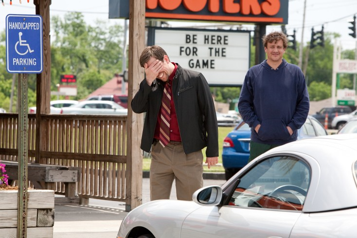Jason Segel Right at 'Home' with Slacker Role – 4 Photos