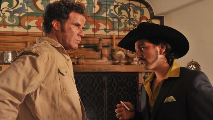Will Ferrell Hablas Espanol in 'Casa de mi Padre'