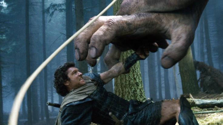 Neeson, Worthington Explore Familial Themes in 'Titans'