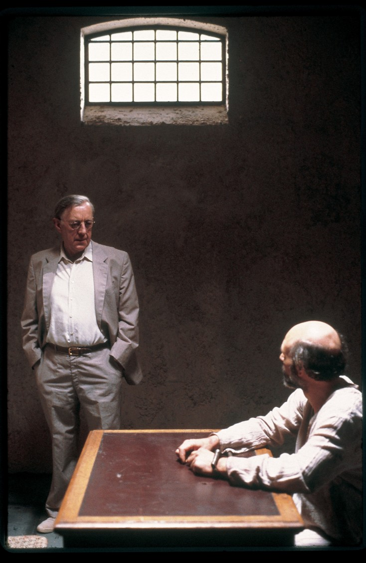 Le Carre's Cold War Spy George Smiley on Blu-Ray