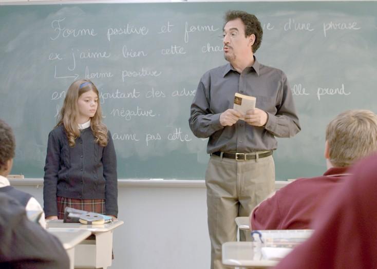 Falardeau's Oscar Nominee 'Monsieur' Matriculates – 3 Photos