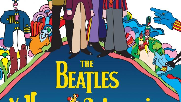 Beatles' 'Yellow Submarine' Resurfaces on DVD
