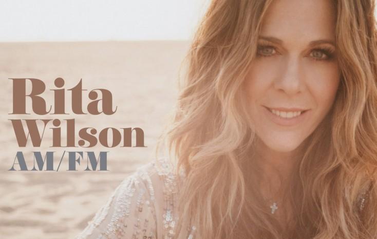 Rita Wilson Tunes Up for 'AM/FM' CD