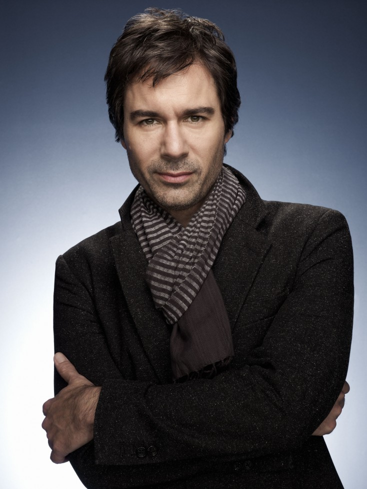 Another Side of Eric McCormack