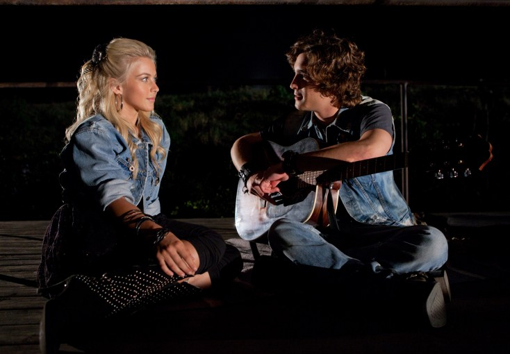 The Right Hough for 'Rock of Ages'