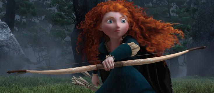 Scottish Cast Weigh in on Pixar's 'Brave' – 3 Photos