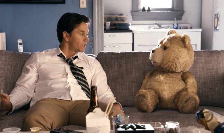 'Family Guy's' MacFarlane Hits the Big Screen with 'Ted' – 5 Photos