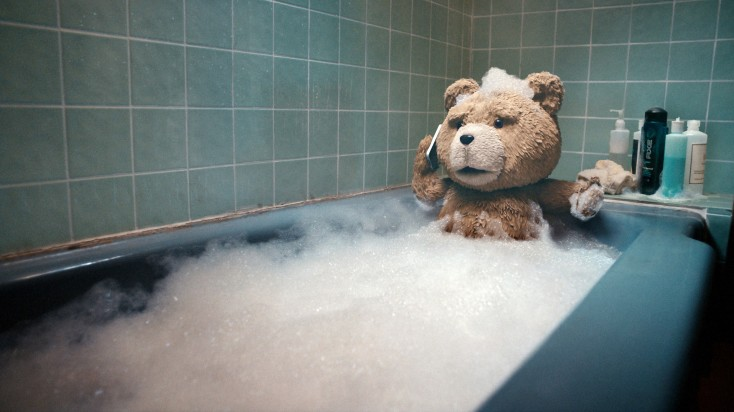 MacFarlane's 'Ted' is Filthy Fairy Tale – 3 Photos