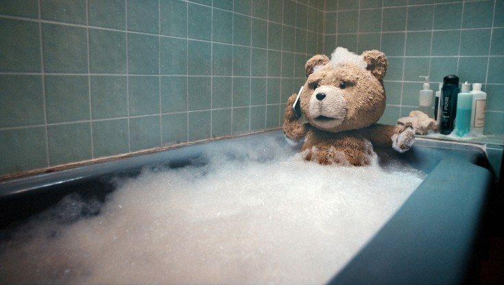 MacFarlane's 'Ted' is Filthy Fairy Tale