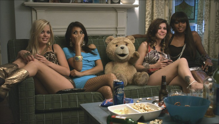 'Family Guy's' MacFarlane Hits the Big Screen with 'Ted'
