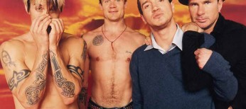 """Red Hot Chili Peppers Set to Release 18 New Tracks from 'I'm With You"""" Sessions"""