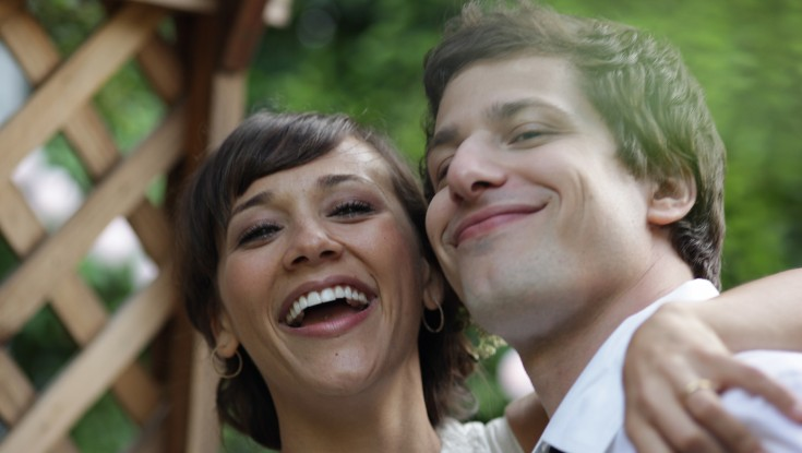 Andy Samberg Gets Romantic in 'Celeste and Jesse' – 3 Photos