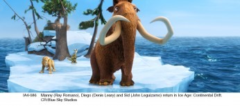 'Ice Age' Arrives on DVD, Blu-ray
