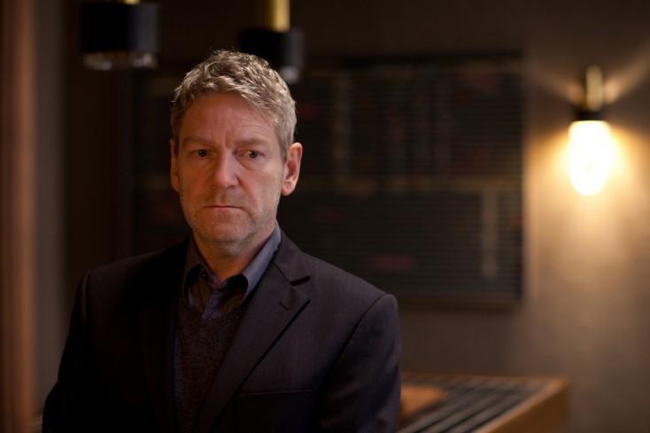 Kenneth Branagh Reprises Swedish Detective Role in 'Wallander'