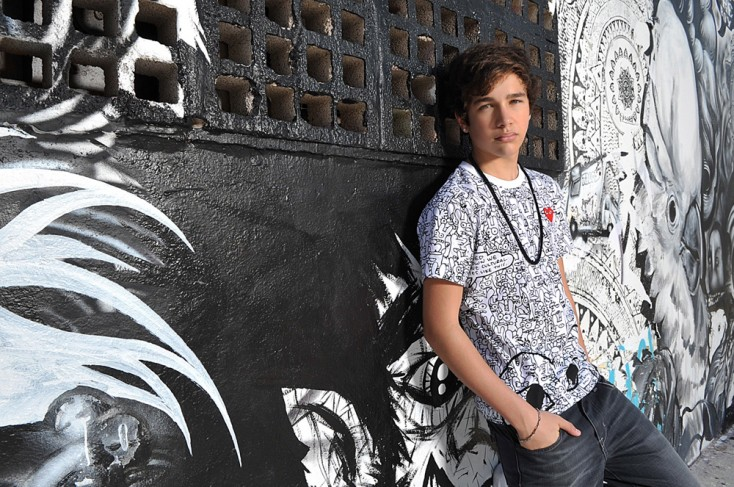 Teen pop star Austin Mahone debuts on Chase Records