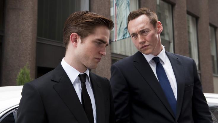 Pattinson Driven to Despair in 'Cosmopolis'