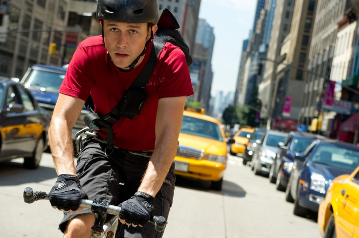 Fast-Moving 'Premium Rush' is a Fun Ride