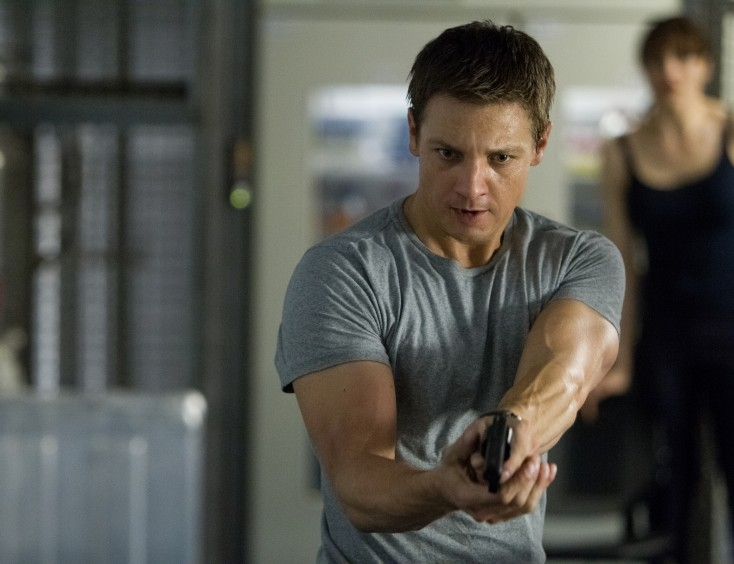Renner Makes 'Legacy' Best Bourne Yet  – 3 Photos.