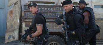 Jason Statham Returns for 'Expendables 2' – 3 Photos