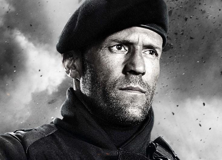 Jason Statham Returns for 'Expendables 2'