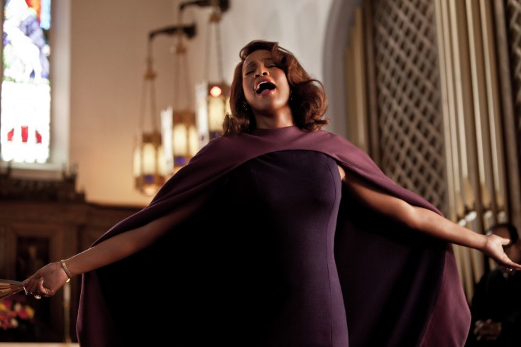 Whitney Houston Adds 'Sparkle' To New Movie