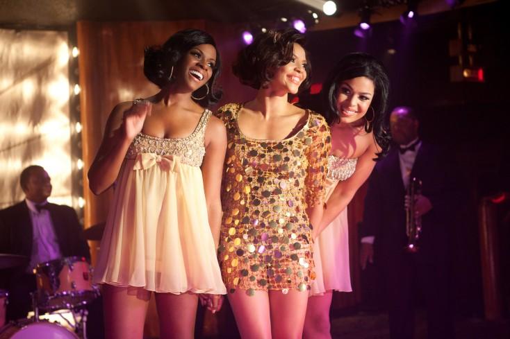 Whitney Houston Adds 'Sparkle' To New Movie – 5 photos
