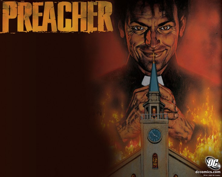 "Screenwriter Says 'Preacher' Movie is ""Gestating"""
