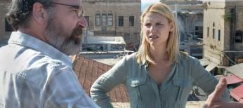 Claire Danes Returns for More 'Homeland' – 3 Photos