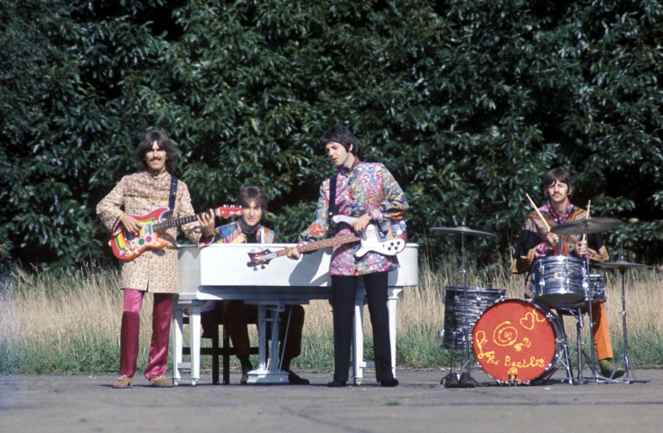 Beatles 'Magical Mystery Tour' is a Bad Trip