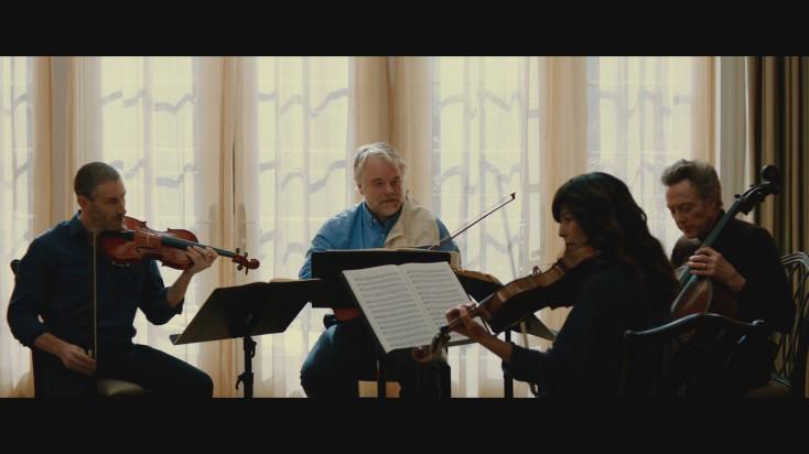 'A Late Quartet' Boasts Virtuoso Performances
