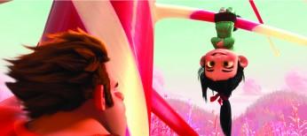 Sarah Silverman Keeps it Kid-Friendly in 'Wreck-It Ralph'