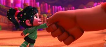 Sarah Silverman Keeps it Kid-Friendly in 'Wreck-It Ralph' – 3 Photos