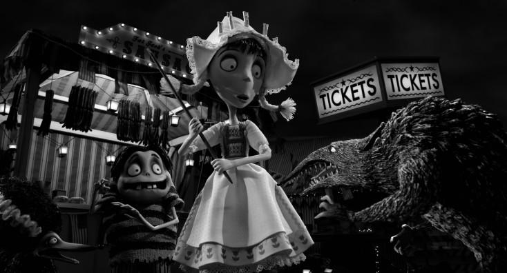Tim Burton Reanimates his 'Frankenweenie' Classic – 3 Photos
