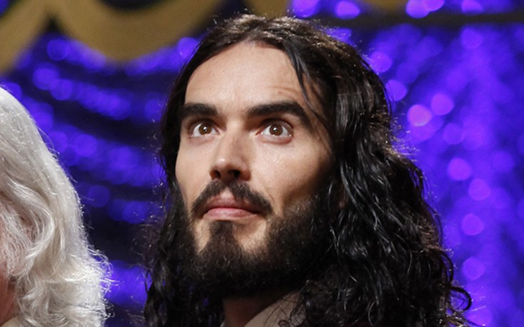 Russell Brand Joins Fellow British Comics in 'What About Dick?'
