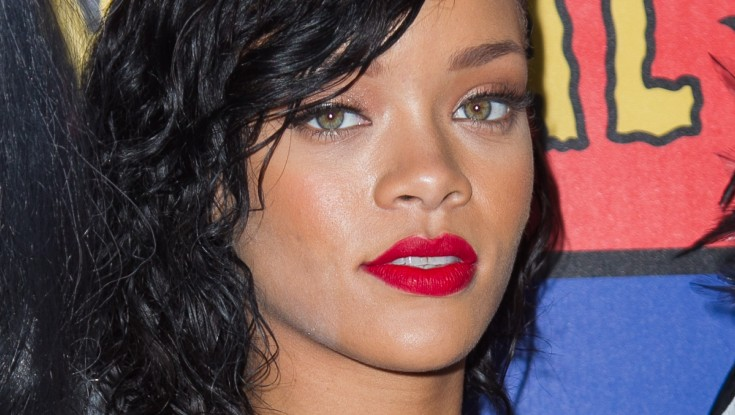 Rihanna crowned Queen of the 2012 West Hollywood Halloween Carnival