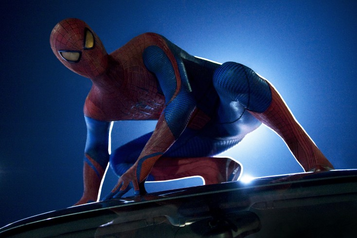 'The Amazing Spider-Man' Swings Into Stores November 9