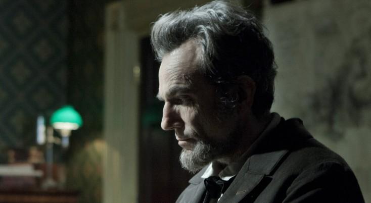 Spielberg, Day-Lewis Talk 'Lincoln'