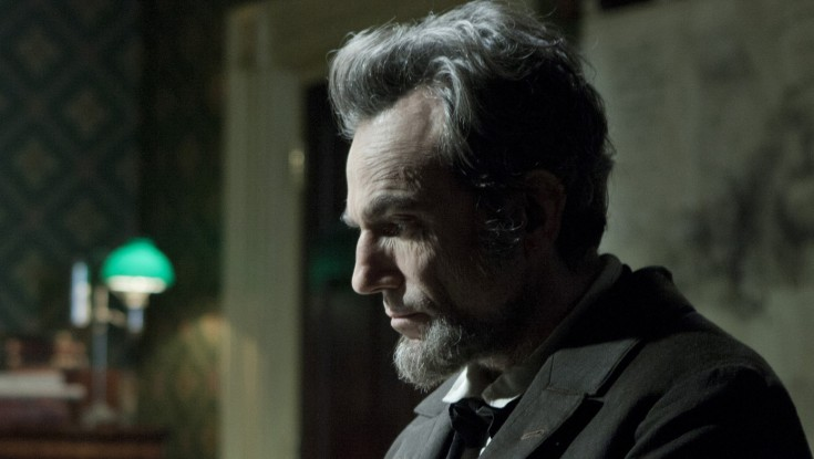 Spielberg, Day-Lewis Talk 'Lincoln'
