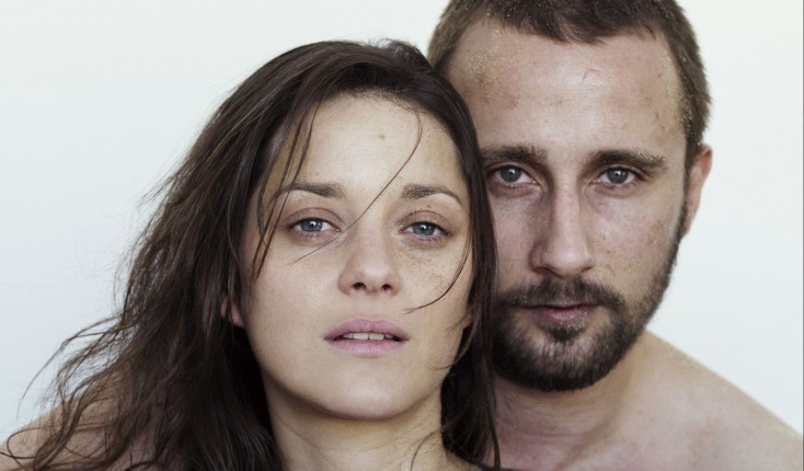 Marion Cotillard Surfaces with 'Rust and Bone' – 4 Photos