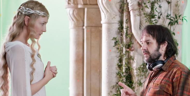 Peter Jackson's Hard 'Hobbit' to Break