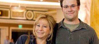 Barbra Streisand Embarks on 'Guilt Trip' – 4 Photos
