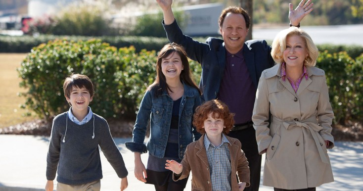 The Grandkids speak up on 'Parental Guidance'