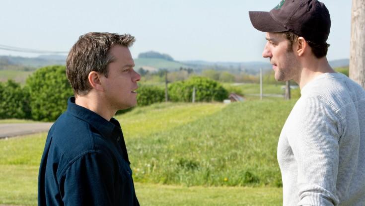 A New 'Land' for Matt Damon