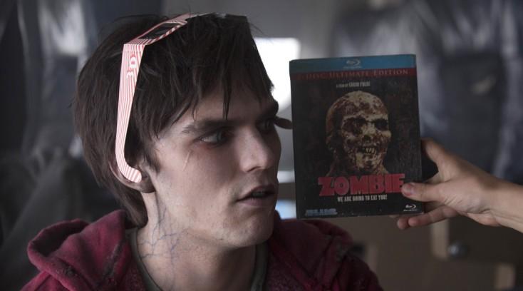Getting Warmer: Nicholas Hoult Plays Lovestruck Zombie in New Movie